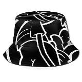 GGdjst Sombreros de Cubo, Super Troopers Fisherman Beanie Black Unique One Size Sombrero De Sol Gorra Plana para Mujeres De Hombres