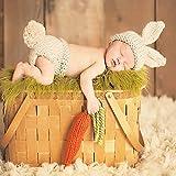 Everpert - Accesorio para fotografía de bebé recién nacido 3-4M Talla:mediano