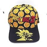 Dragon Ball: Goku, Flat-visera de la gorra de béisbol, gorra de béisbol Deportes animado, Verano Hombres Y Mujeres Hip Hop plana de ala del sombrero, al aire libre de protección solar se divierte el c