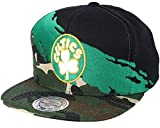 Gorras Boston Celtics Hwc Paintbrush Camo Snapback - Mitchell & Ness