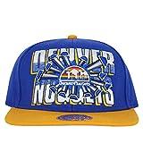 Mitchell & Ness NBA Snapbacks Warriors 76ers Raptors Spurs Hornets Magic Tapas
