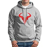 Rafa Rafael Nadal Mens Long Sleeve Hoodies Sweatshirt Jacket