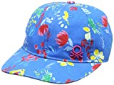 United Colors of Benetton with Visor Gorra, Multicolor (Flower Printed Cap 903), Talla única (Talla del Fabricante: 1y) para Niños