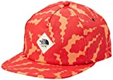 The North Face Juniper Crush Cap Gorra Plegable, Hombre, Spiced Coral, One Size