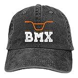 Unisexo BMX Bike Rider Racing Bicycle Respirable Gorras De Béisbol para Chicas Chicos Moda Adjustable Trucker Cap Hip Hop Hats