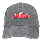chipo Gorra de béisbol Personalizada Gorras Planas Pizza-Papa-John