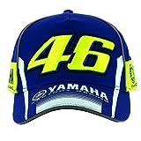 Gorra Vale 46 Moto GP M1 Racing Team (Azul)