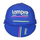 Tbest Sombrero de Bicicleta de Secado Rápido,Gorra de Sombrero de Ciclismo Transpirable Absorción de Sudor Gorro de Beanie Cap Deportes al Aire Libre Unisex para Hombre Mujer, Azul