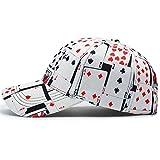 Hip Hop CottonBaseball Cap para Mujeres Hombres Outdoor Fashion Snapback Hat