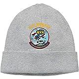 LinUpdate-Store Sombrero Hornet (CV-12) Gorro Gorros Gorro Calavera Sombrero para Adultos