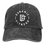 IIFENGLE Df - Gorra de béisbol para adultos, estilo retro, unisex, color negro