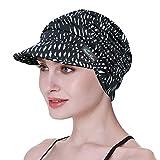 Turbantes de Verano para Mujeres Chemo Newsboy Cap Cáncer de Mama calvicie Cuero cabelludo