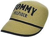 Tommy Hilfiger Straw Cap Gorra de béisbol, Beige (Natural 901), Talla única (Talla del Fabricante: OS) para Mujer