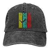 Unisexo BMX Vintage Respirable Gorras De Béisbol para Chicas Chicos Moda Adjustable Trucker Cap Hip Hop Hats
