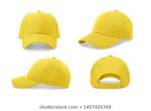 Las gorras amarillas que mejor lucen