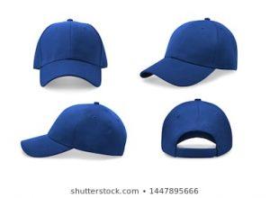 Las gorras azules con más estilo