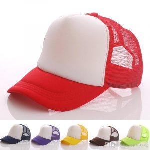 Las gorras de camionero de moda