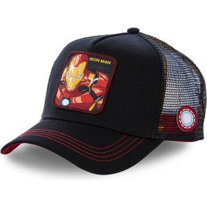 Las gorras de ironman de moda