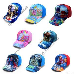 Las gorras de los minions de temporada