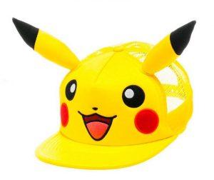 Las gorras de pikachu de temporada