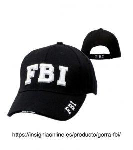Las gorras fbi con más estilo