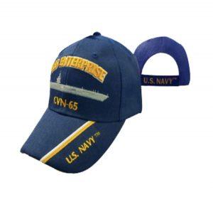 Las gorras navy de moda