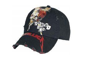 Las gorras rockeras de moda