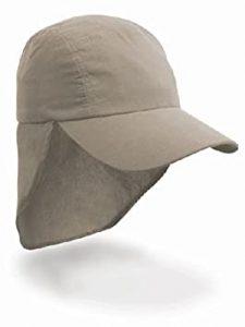 Las gorras saharianas de moda
